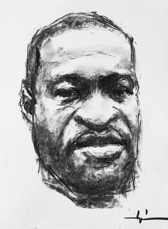 Justice for George. Dominique Dève Dominique Dève