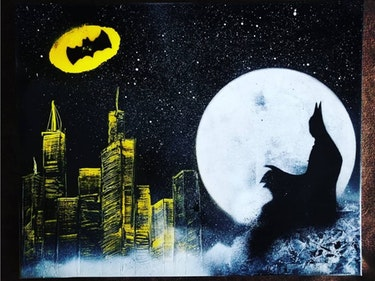 Batman, l'ange gardien de Gotham. Monster Art