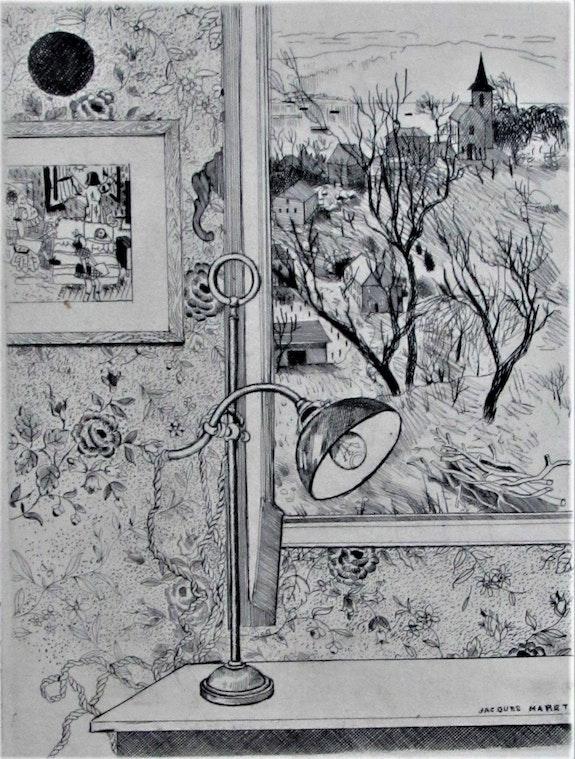 Jacques Maret (1900-1980) : fenêtre ouverte.. Jacques Maret (1900-1980) : Fenêtre Ouverte. Historien d'art, Archéologue; Chercheur Free-L.