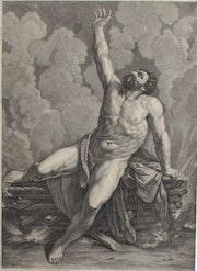 Gilles Rousselet (1610-1686) : holocauste.. Historien d'art, Archéologue; Chercheur Free-L.