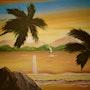 Tropical Paradise. Allison Prior Art