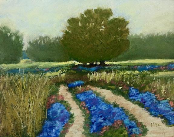Hill Country-Texas. Howard Keith Clark Howard Clark