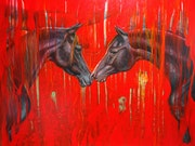 Equine Dreaming. Gill Bustamante - Artist