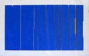 » Jaune et bleu ». Pierre-Emmanuel Meuris