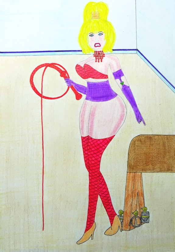 Cruella 3. Maria Marsneptun