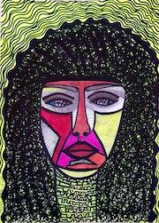 Visual art by Israeli artist. Mirit Ben-Nun