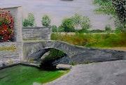 Petit pont. Hervé Robin