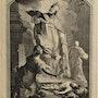 St. Claude, évêque, par C. Cochin, d'après Pierre D'Ulin (1669-1748).. Historien d'art, Archéologue; Chercheur Free-Lance (Er)