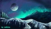 Entre ciel et terre. Callisto