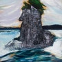 Siwash Sea Stack. Karen Colville