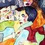 2- Egon Schiele. Homenaje.. Carmen Luna