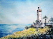 Tangier Lighthouse. Karine Andriasyan