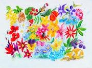 Blooming tine / Au temps de la floraison.
