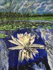 Fleur de lotus. Achille