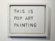 This is pop art painting.