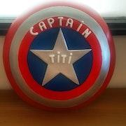 Bouclier captain Titi.