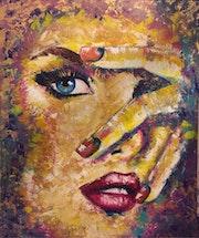 «De reojo». Laura Morales Art