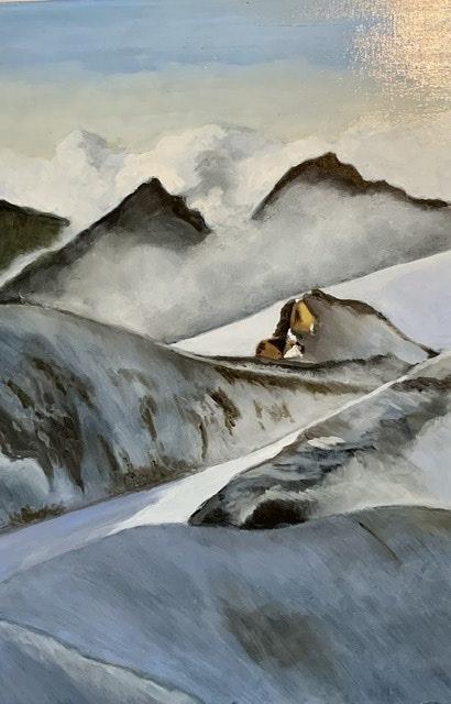 Montagnes. Paul Barbier Paul Barbier