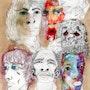 17- El Mochuelo. Dibujos.. Carmen Luna