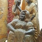 Las chismosas. Género Betancourt Ancian