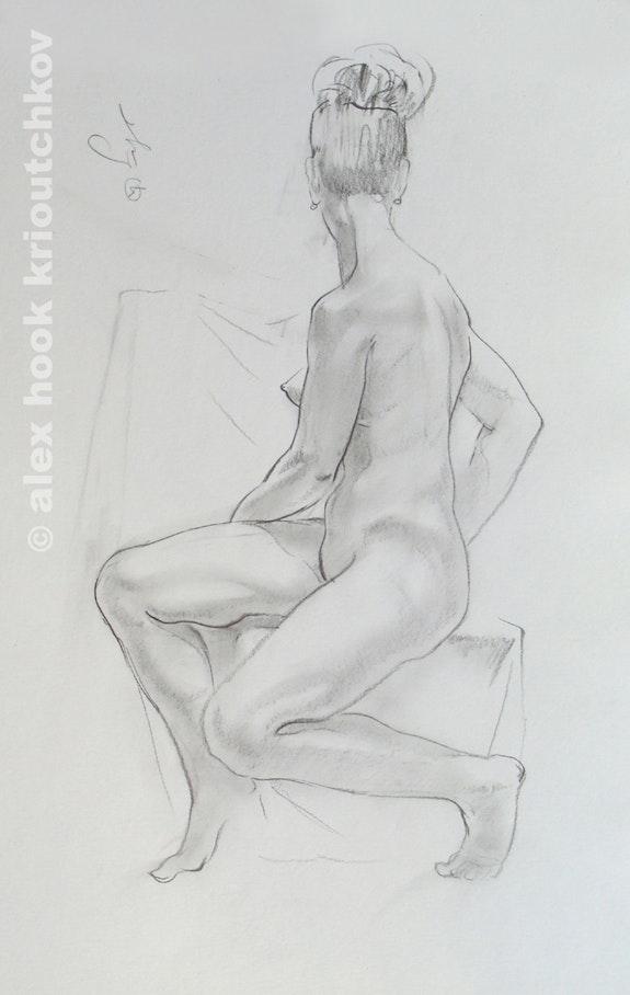 Nude 36. Alex Hook Krioutchkov Alex Hook Krioutchkov