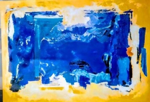Pintura abstracta. Marisol Usandegi Marisol Usandegi