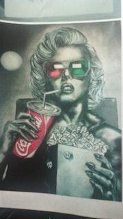 Marilyn. Silvia Soli
