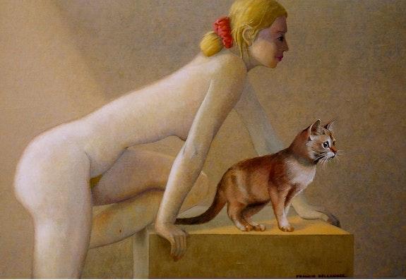 «Aux aguets». Francis Bellanger