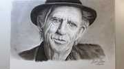 Keith Richards Rolling Stones.
