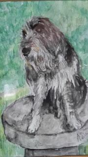 Mac, le chien du voisin. Anne-Marie Vandorpe Deligne