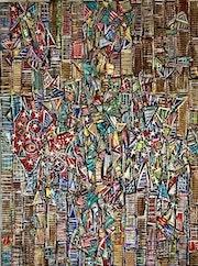 Rust. Nadia Goldstein