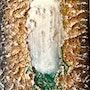 Peinture abstraite acrylique & résine décorative Malimba. Florence Féraud-Aiglin