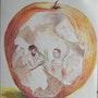 La pomme. Jean-Louis Maurer