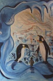 Les trois pingouins.