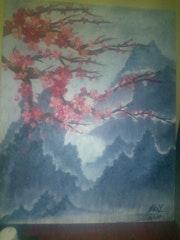 Cherry blossom. Nirali
