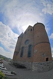 Eglise fortifiée de thierache. Marquant Francis