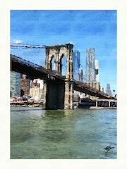 Puente brooklyn I. Osvaldo Russo
