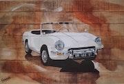 Triumph-huile. Atelier49450