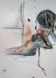 Akt, Körper. Diana Knepper