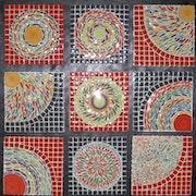 Kaleidoscope. Tatiana Palamarchuk