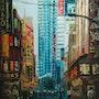 Tokyo Shinjuku n°2. David Garnier