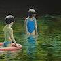 Le Bain n°2. David Garnier