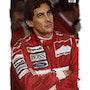 Hommage à Ayrton Senna. P Fort