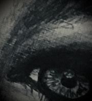 Black Eyes. Divine Feminine