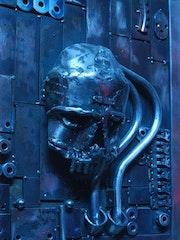Cabeza de Metal, Hombre Maquina..