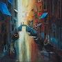 Venise. Jeux d'ombres et de lumière. Arina Tcherem