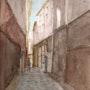 Ruelle à Aix. Marie-Noel Toulon