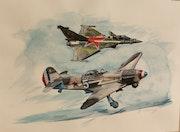 Du Yak3 au Rafale c Normandie Niemmen.