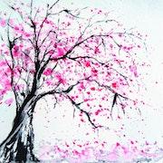 Blooming in Pink. Karine Andriasyan