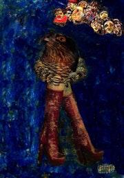 57- Goya por Carmen Luna.. Carmen Luna